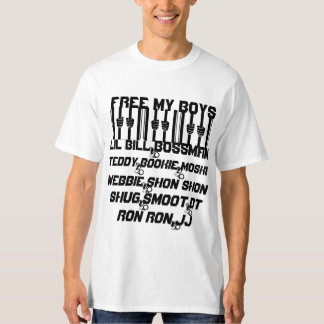 Free My Boys T-Shirt
