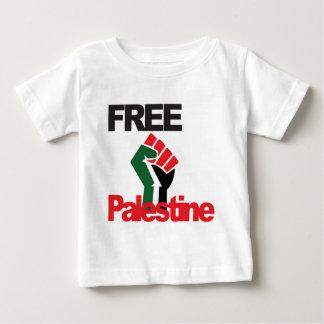 Free Palestine - فلسطين علم  - Palestinian Flag Baby T-Shirt