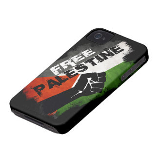 Free Palestine Blackberry Bold Case
