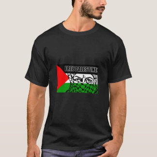 Free Palestine Customize Tshirt For Men