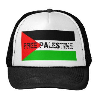 FREE PALESTINE Hat