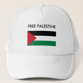 FREE PALESTINE HAT CLEAN