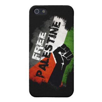 Free Palestine iPhone 5/5S Covers