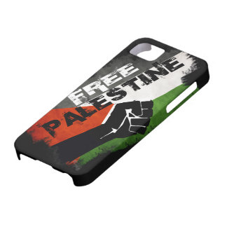 Free Palestine iPhone 5 G Case