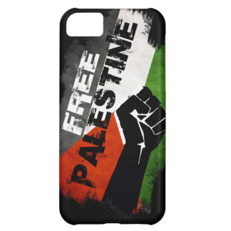 Free Palestine iPhone 5C Covers