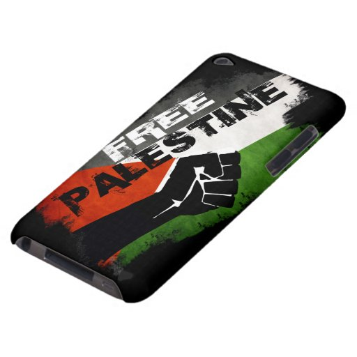 Free Palestine iPod Touch Barely There iPod Cases