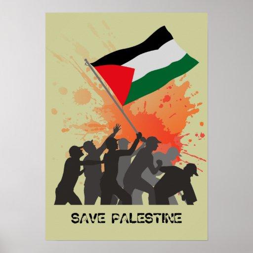 Free Palestine Poster