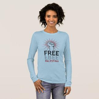 Free Palestine Shirt - Clenched Fist Shirt