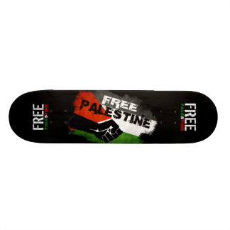 Free Palestine Skate Board Decks