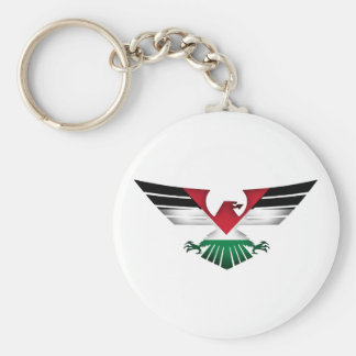 FREE PALESTINE - WINGS OF FREEDOM KEYCHAIN