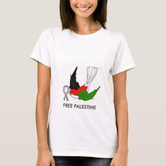 Free Palestine Women Basic Fashion Tshirt
