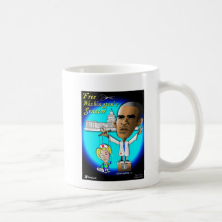 Free Patty from Strings Coffee Mug