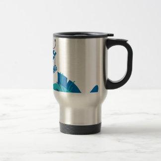 Free Piercing Travel Mug
