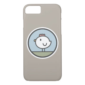 Free Range Chicken iPhone 8/7 Case