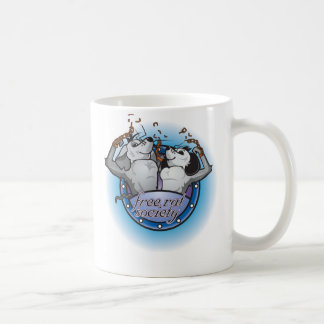 Free Rat Society Coffee Mug