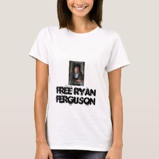 Free Ryan Ferguson Baby Doll Tee