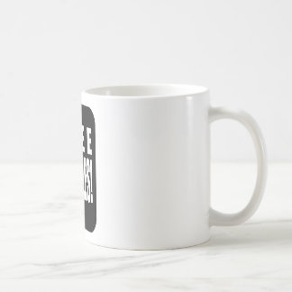 free samples basic white mug