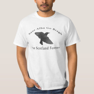 Free Scotland Independence Starling T-Shirt