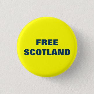 Free Scotland Pinback 1 Inch Round Button