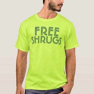 Free Shrugs shirt