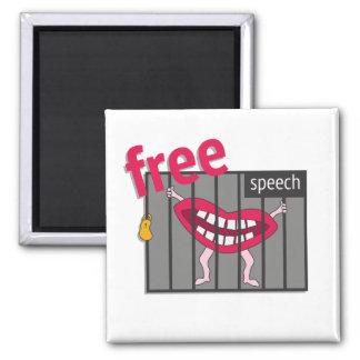 Free Speech! Magnet
