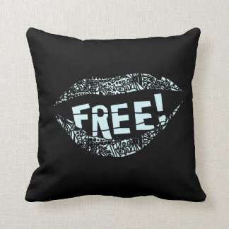 Free Speech Pillow