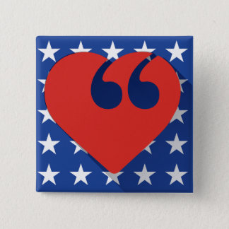 Free Speech USA Love Button