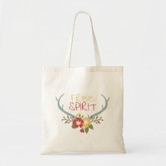 Free Spirit Boho Tote Bag