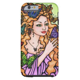 Free Spirit by Carole Stevens Bibisi Tough iPhone 6 Case