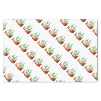 free spirit fox tissue paper