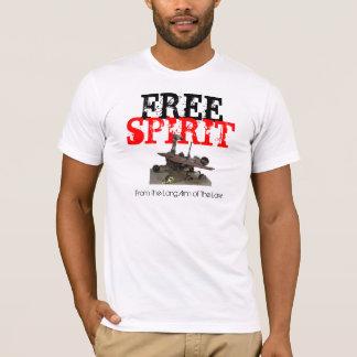 Free Spirit Mars Rover T-Shirt