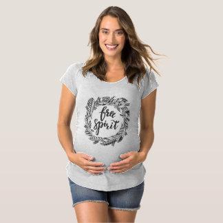 Free Spirit Maternity T-Shirt
