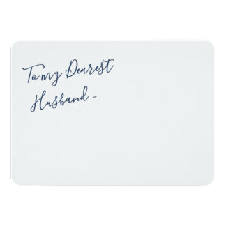 Free Spirit Modern Note Card