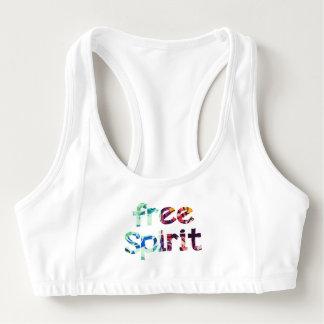 Free Spirit Sports Bra