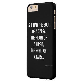 Free Spirited Barely There iPhone 6 Plus Case