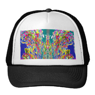 FREE spirited dance of flowers fountain of life 99 Trucker Hat