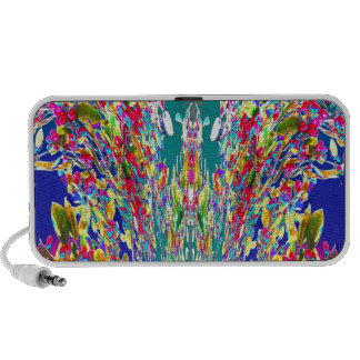 FREE spirited dance of flowers fountain of life 99 Notebook Speakers