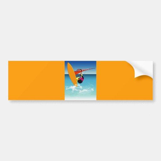 free surfer bumper stickers