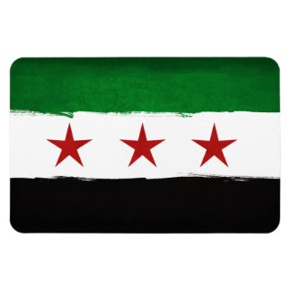 Free Syria Magnet