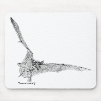 Free Tailed Bat Mouse Pad