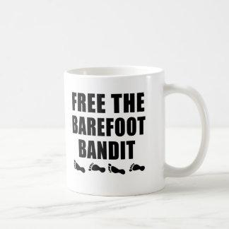 Free the Barefoot Bandit Tshirts Coffee Mug
