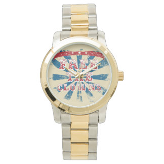 Free the clowns watches