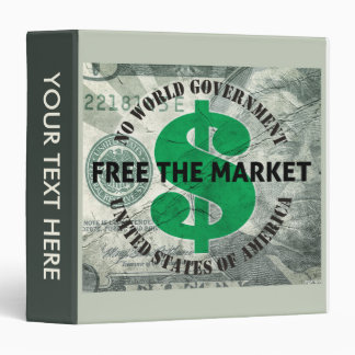 Free The Market 3 Ring Binders