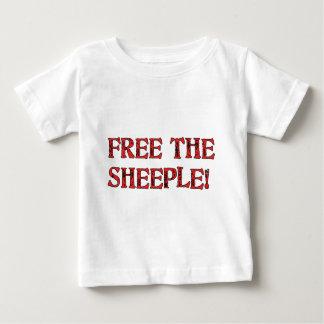 Free The Sheeple! Tee Shirt