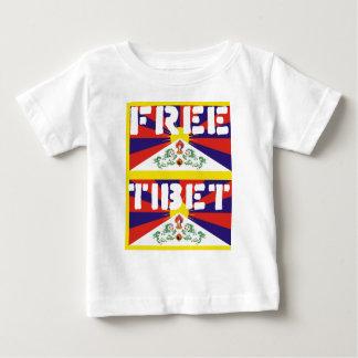 Free Tibet! Baby T-Shirt