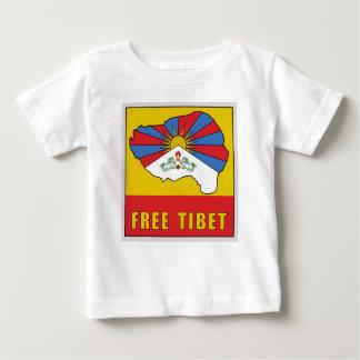 Free Tibet Baby T-Shirt