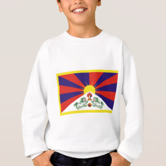Free Tibet Flag Sweatshirt
