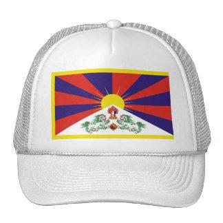 Free Tibet Flag Trucker Hat