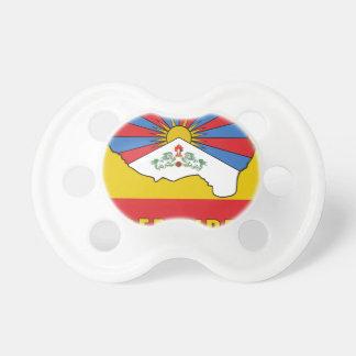 Free Tibet Pacifier