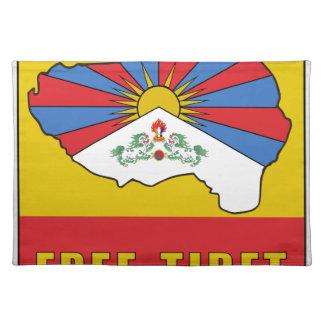 Free Tibet Placemat